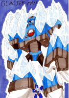 Dwn No. 85: Glacier Man by GarthTheDestroyer