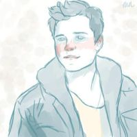 sebastian stan animation by mmyndirnotur