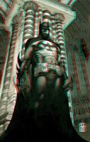 Batman 3-D conversion by MVRamsey
