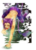 AT +Cheshire Cat+ by oOMellyChanOo