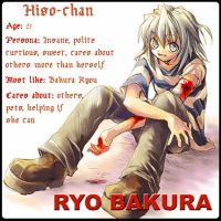 Ryou ID by Hiso-chan