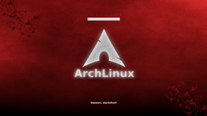 Arch Slim Theme by alemajack