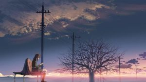 5 Centimeters Per Second 1 by christainnee