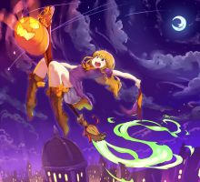 HAPPY HALLOWEEN 2013 by NeviNakuta