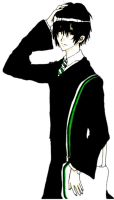 tom riddle by fxxx