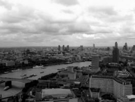 City of London by cottoncandycookie