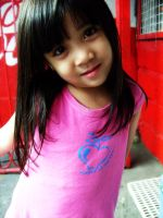 My Lil sister Jahnelle by libaojk