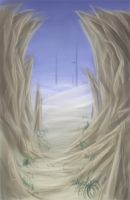 speedpaint: random canyon by ShadowDragon22