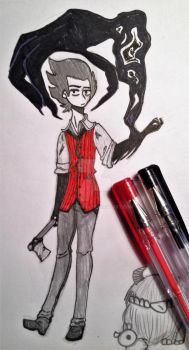 Some Don't Starve by Angiechan8