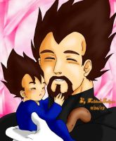 A Father's Love by TwistedxSaiyan