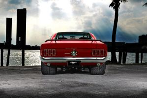 69 Mustang by lovelife81