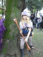 Spellthief Lux at Lucca Comics 2012 by Maddylol91