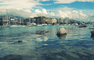 patras Greece by LNePrZ