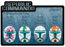 Republic Commando v.2.0 by jjrrmmrr