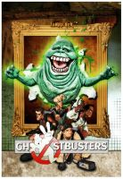 Ghostbusters by luiggi26