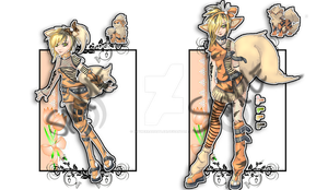HatchableME :Arcanine: SOLD by KhymerrahApplebi