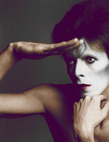D. Bowie Colorization. by C-Jady