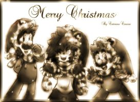 Merry Xmas 2010 by SuperCaterina