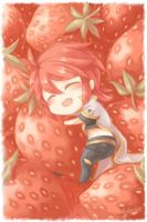 Strawberry Luke by yulit