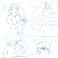 riku eats tiny sora pt 1 by sora-belly
