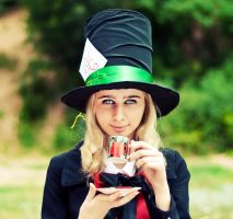 Mad Hatter by Tamerlana