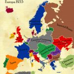 AltHist Europe Map 1933 by DaemonofDecay