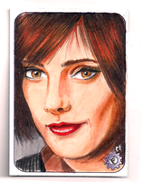 Twilight series PSC Alice Cullen by chrisfurguson