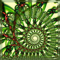 Lace Tree by fractal1