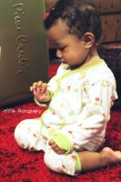 Baby Nabila See The Fingers by afifahzahwa