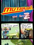 Mutajuice fan comic by torokun
