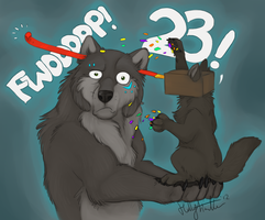 Fwooooop 23 years of OLDNESS by CunningFox