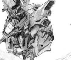 Gundam Wing01 by SunFireDragon