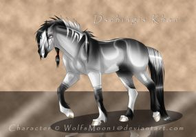 GBR Dschingis Khan by WolfsMoon1