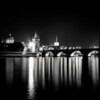 Prague by night by RafalBigda