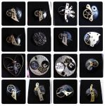steampunk brooches by cattislearningtofly