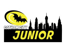 Gotham City Junior Logo by after-the-funeral