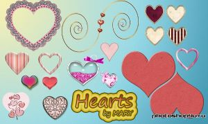 Hearts by MARY1976