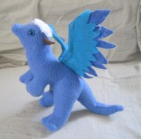 Baby Saphira the Dragon by Skylanth