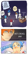 He's dead, Jim! by ROSEL-D