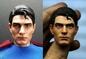 Superman Returns - repaint by DarrenCarnall