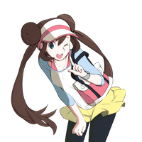 Pokemon BW2 Female Protagonist by betamax777