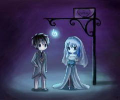 Corpse Bride Gruvia by Chsabina
