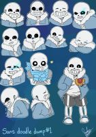 A Sans-sational Amount of Sans by SoulFullofLove