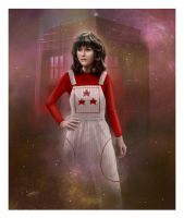 Sarah Jane Smith by AndyFairhurst
