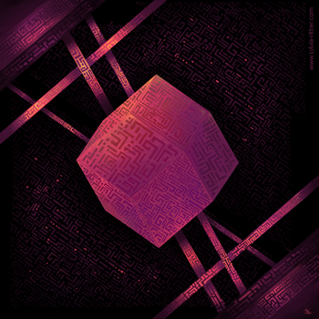 Abstract Album Cover, Part 1 by SylviaRitter