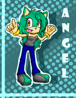 .:RQ:. Angel the hedgehog by leechana