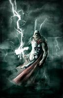 Thor by Miko-M
