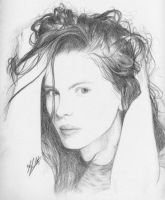 Kate Beckinsale 4 by GlacierFusion