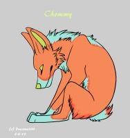 Chommy ref by xXNuclearXx