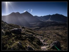 Liathach by ExSLR